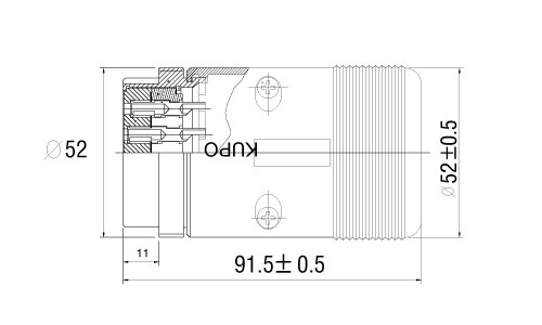 PLS-5219LF-drawing